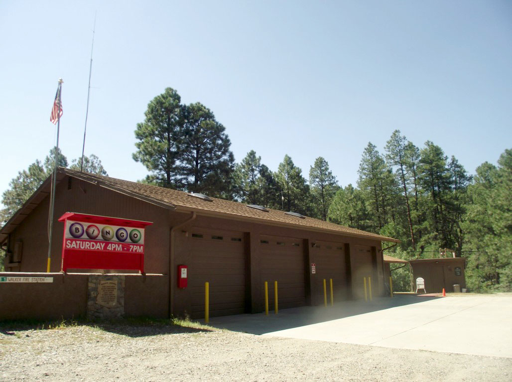 Walker Fire Station